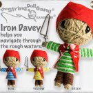 """Iron Davey"" String Doll, The Original String Doll Gang"