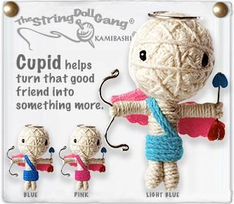 """Cupid"" String Doll, The Original String Doll Gang"