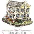 """""""The Sinclair Hotel"""", Liberty Falls House Collection, AH179"""