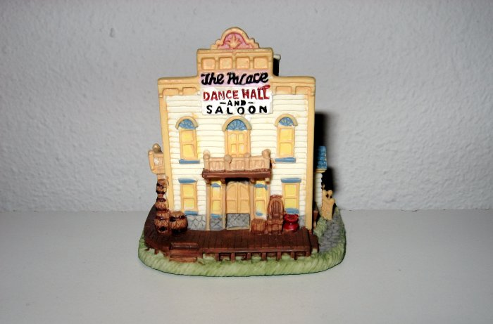 """Palace Dance Hall & Saloon"" Liberty Falls House Collection, AH106"