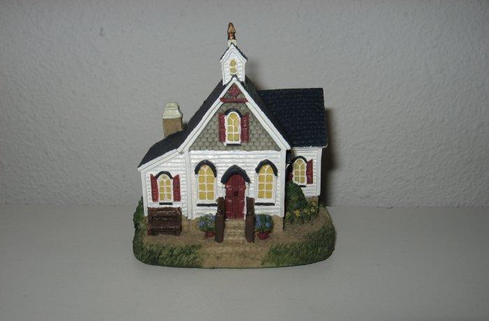 """The Liberty Church"", Liberty Falls House Collection, AH186"