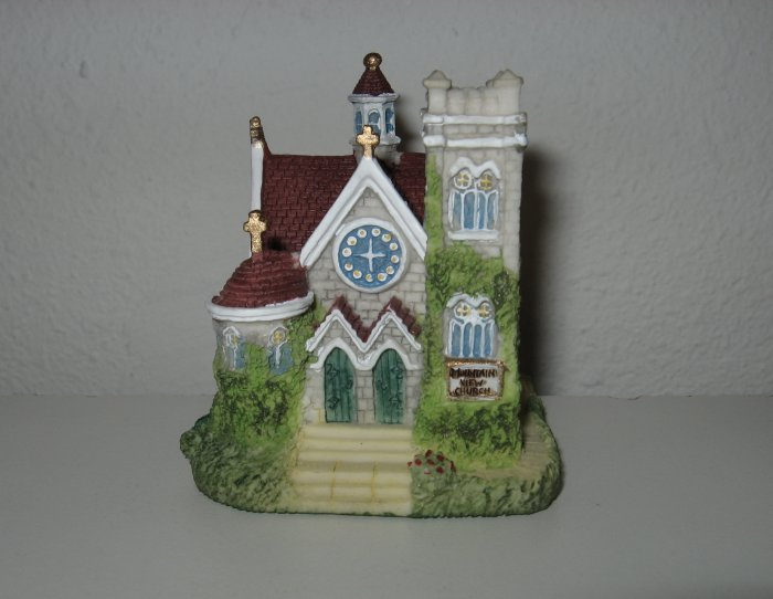 """Mountainview Church"", Liberty Falls House Collection, AH160"