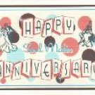 Anniversary Card ~ Soul Mates
