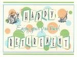 Happy Retirement Card