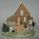 "Trapper ""Big Mike's"" Cabin Liberty Falls House Collection, AH133"