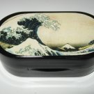 Contact Lens Case ~ Ocean Wave Picture
