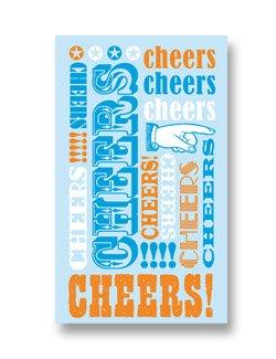 Mini Gift Card ~ Cheers