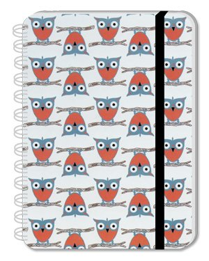 Owl Print Journal