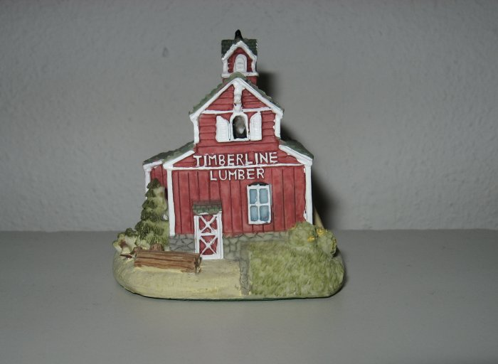 Timberline Lumber Liberty Falls House Collection, AH101