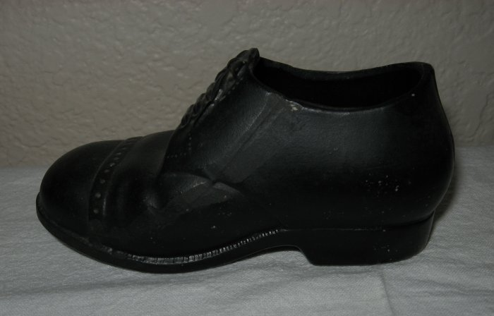 Old Black Business Shoe (Japan).