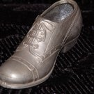 Old Metal Man's Shoe Circa 1930 from Japan