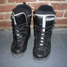 Practically New Black and Gray Airwalk Snow Boots, Size 7