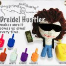 """Dreidel Hustler"" String Doll, The Original String Doll Gang"