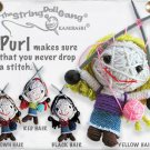 """Purl"" String Doll, The Original String Doll Gang"