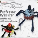 """Professor Webster"" String Doll, The Original String Doll Gang"