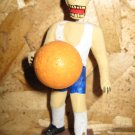 Clay Day of the Dead Figure, Basketball Player #20