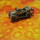 Silver Old Fashion Convertible Car Pendant