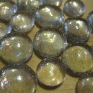 Round Clear Glass Stones