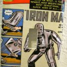 Single Switch Plate Cover, Iron Man Comic