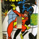 Single Switch Plate Cover, Spider Woman Comic