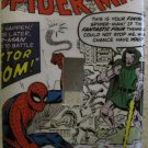 Single Switch Plate Cover, Spider Man Comic #2