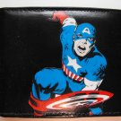 Hand Decorated Wallet, Captain America