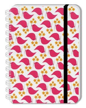 Bird Print Journal
