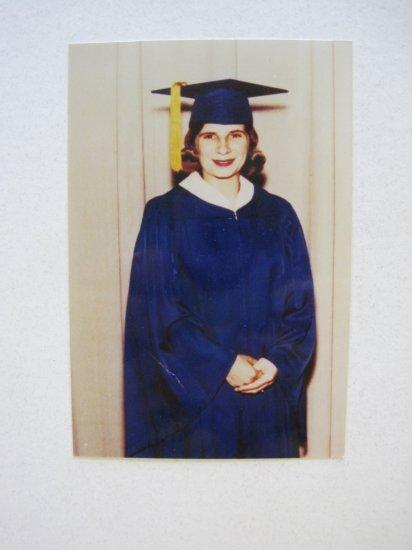 Real Retro Photo, Graduation Card