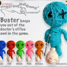 """Buster"" String Doll, The Original String Doll Gang"