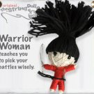 """Warrior Woman"" String Doll, The Original String Doll Gang"