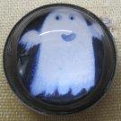 Little Ghost Round Magnet