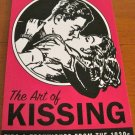 """The Art of Kissing Book"", Advise from the 1930's, Book"