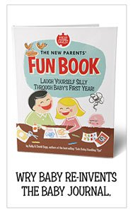 The New Parent's Fun Book: Activities, Games, Puzzles and More!