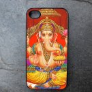 Ganesh Print Decorated iPhone4 or iPhone5 Case