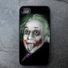 Joker Style Albert Einstein iPhone 4,5,6 or 6plus Case