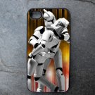 Storm Troopers Kissing Print Decorated iPhone 4,5,6 or 6plus Case