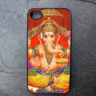 Colorful Genesh Print Decorated iPhone 4,5,6 or 6plus Case