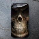 Skull Face Print Decorated iPhone4 or iPhone5 Case