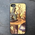 Alice in Wonderland Caterpillar Print Decorated iPhone 4,5,6 or 6plus Case