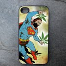 Cannabis Man Decorated iPhone4 or iPhone5 Case