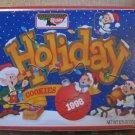 1998 Keebler Elf Cookie Tin Box
