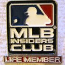 MLB Insides Club Life Member Pin