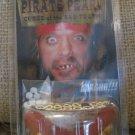 """Billy Bob"" Pirate Pearl ""Curse of the Bad Teeth"" Plastic Teeth Set"