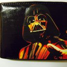 Hand Decorated Wallet, Dressed Up Darth Vader Print