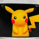 Hand Decorated Wallet, Pokemon Pikachi Print