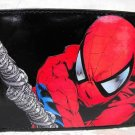 Hand Decorated Wallet, Spiderman on Web String