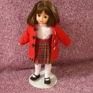 "8"" Robert Tonner Kripplebush Kids Marni's Duffle Coat"" Doll"
