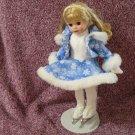"""Robert Tonner, Kripplebush Kids """"Ice Skater"""" Doll # 99931"""