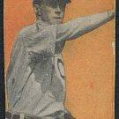 Vintage Baseball Card Johnny Evers, 1910 Standard Caramel E93 #13
