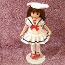 "Rare 1998 8"" Robert Tonner Marni ""Bon Voyage"" Doll"